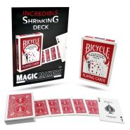 Incredible Shrinking Bicycle Deck With Magic Training