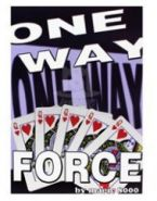 Bicycle one Way Forcing Deck (пр-во США)