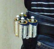 Магнитный держатель для металлических тростей